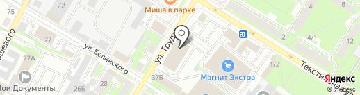 Все инструменты.ру на карте Пскова