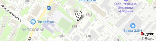 MINIMANI на карте Пскова