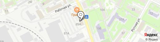 VOLFauto на карте Пскова