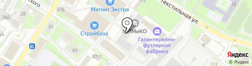 ИнтелКап на карте Пскова