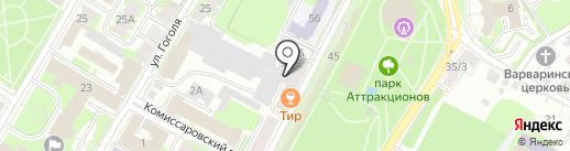 Псковская Вентиляционная Компания на карте Пскова