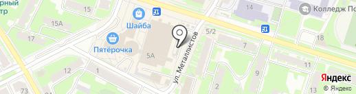 Горячая выпечка и лепешка на карте Пскова