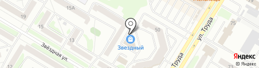 Tiare на карте Пскова