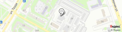 Ремавтосервис на карте Пскова