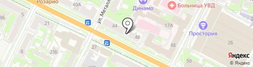 Beer Religion Bar of Crafts на карте Пскова