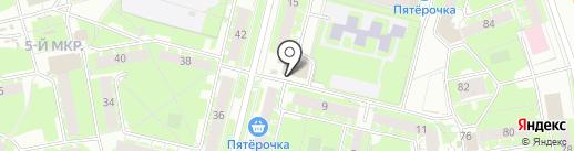 Фотоцентр на карте Пскова