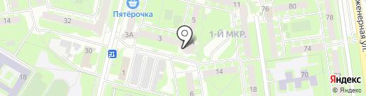 Old School на карте Пскова