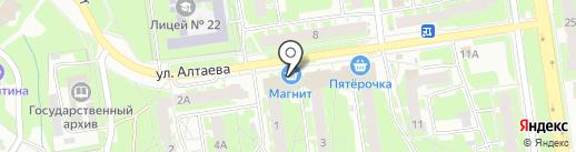ProGroup на карте Пскова