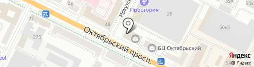 Бизнес Медиа на карте Пскова