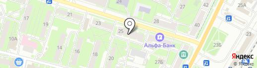 Кормушка на карте Пскова