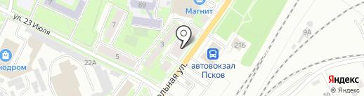 ВсеИнструменты.ру на карте Пскова