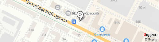 Аптечный склад на карте Пскова