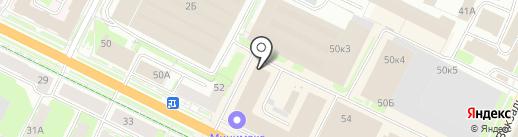 Putter pool на карте Пскова