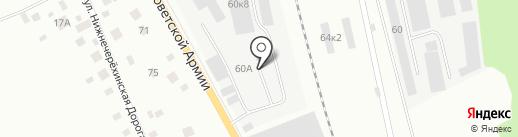 Свой Дом Псков на карте Пскова