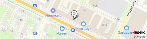 Модный приговор на карте Пскова