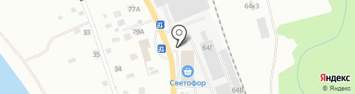 Властелин на карте Пскова