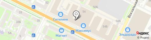 Fresh на карте Пскова