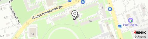 Платежный терминал, Северо-Западный банк Сбербанка России на карте Пскова