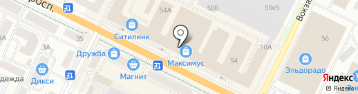 Кофейный сюжет на карте Пскова