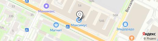 ЮвелирЪ на карте Пскова