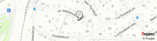 М8 на карте Пскова