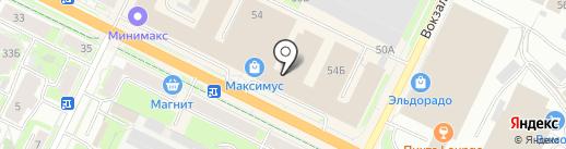 Вроде по моде на карте Пскова