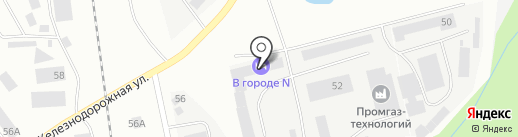 Псковтехгаз на карте Пскова