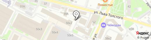 Альт на карте Пскова