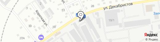 ИНТЕПС на карте Пскова