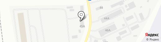АкваБаСервис на карте Пскова