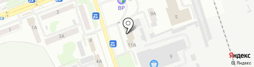 Ваша мебель на карте Пскова