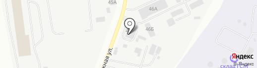 АртМеталл на карте Пскова