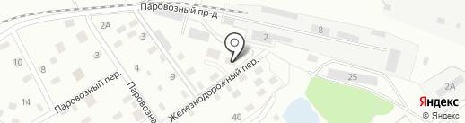 Санкт-Петербург-Витебский отдел материально-технического обеспечения на карте Пскова