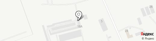 Авто 111 на карте Пскова