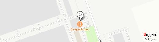 Орбита-Строй на карте Пскова
