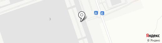 Технология на карте Пскова