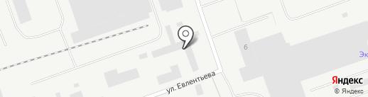 AUTOFRESH на карте Пскова