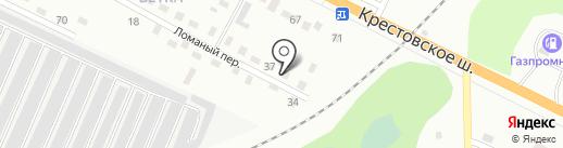 Продажа и ремонт электродвигателей на карте Пскова