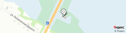 Престиж М на карте Пскова