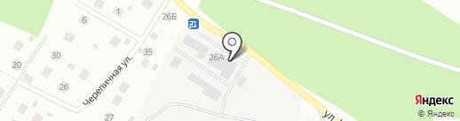 Монолит Комплект на карте Пскова