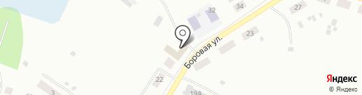 Баня №3 на карте Пскова