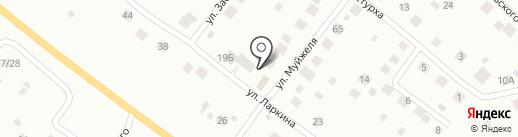 Гостевой дом на карте Пскова