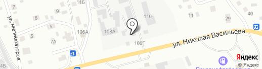 Профессионал на карте Пскова