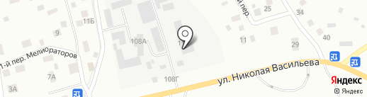 Сертификационный центр пожарной безопасности на карте Пскова