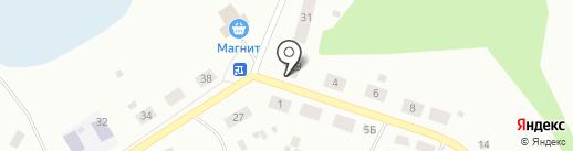 Псковская городская поликлиника на карте Пскова