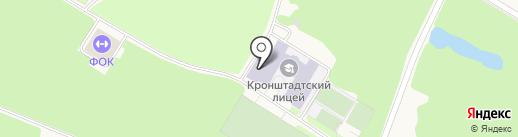 Информационно-методический центр Кронштадтского района на карте Санкт-Петербурга