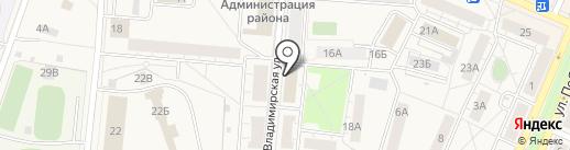 Комитет по управлению муниципальным имуществом на карте Санкт-Петербурга