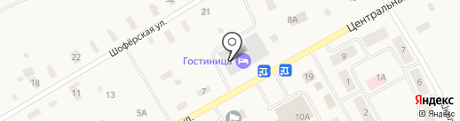 Пятёрочка на карте Сяськелево