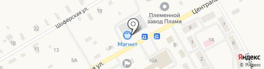 Сбербанк, ПАО на карте Сяськелево