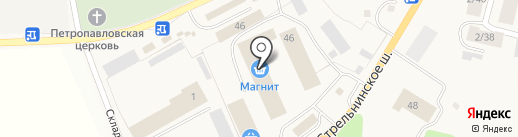 Dream House на карте Ропши